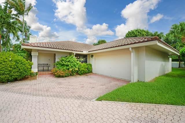 7898 Palacio Del Mar Drive, Boca Raton, FL 33433 (MLS #RX-10578859) :: United Realty Group