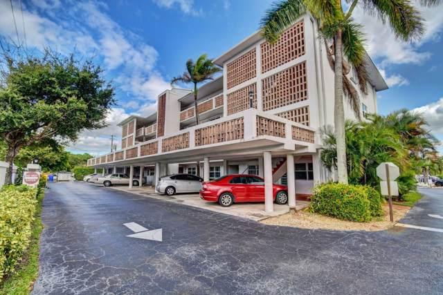 15 SE 13th Street B4, Boca Raton, FL 33432 (MLS #RX-10578891) :: United Realty Group