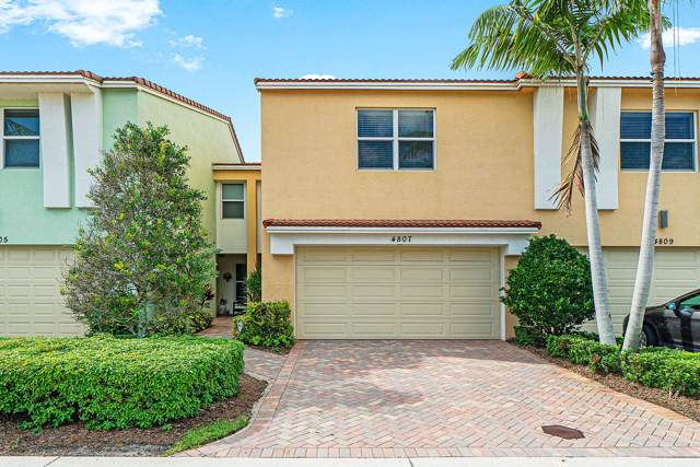 4807 NW 16th Terrace, Boca Raton, FL 33431 (MLS #RX-10578896) :: United Realty Group