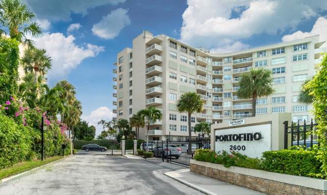 2600 N Flagler Drive #702, West Palm Beach, FL 33407 (#RX-10578908) :: Ryan Jennings Group