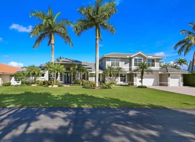 5979 Vista Linda Lane Lane, Boca Raton, FL 33433 (MLS #RX-10578916) :: Berkshire Hathaway HomeServices EWM Realty