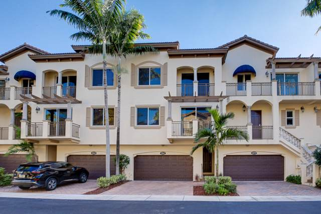 3061 Waterside Circle, Boynton Beach, FL 33435 (#RX-10578920) :: Ryan Jennings Group