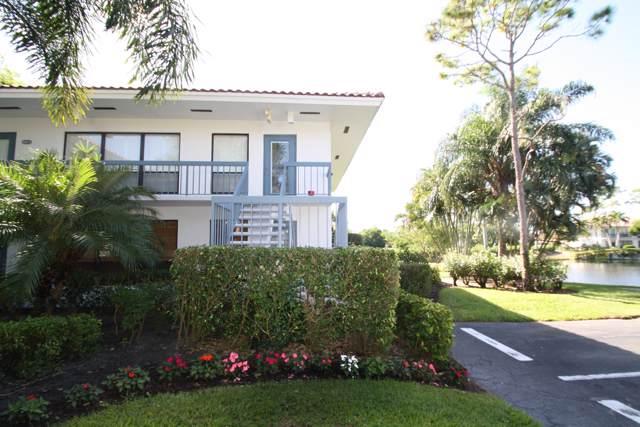 4022 Quail Ridge Drive B, Boynton Beach, FL 33436 (MLS #RX-10578947) :: United Realty Group