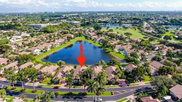 22578 Esplanada Drive, Boca Raton, FL 33433 (MLS #RX-10578957) :: Berkshire Hathaway HomeServices EWM Realty