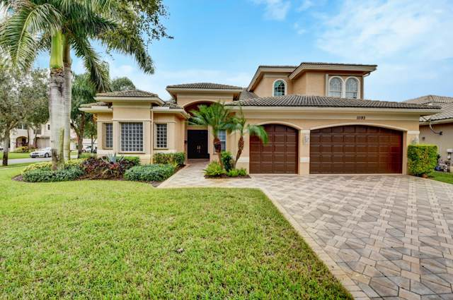 11193 Brandywine Lake Way, Boynton Beach, FL 33473 (MLS #RX-10578962) :: Castelli Real Estate Services