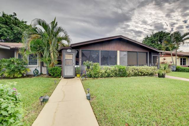 14256 Campanelli Drive, Delray Beach, FL 33484 (MLS #RX-10578964) :: Castelli Real Estate Services