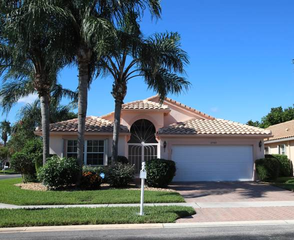 11745 Derbyshire Lane, Boynton Beach, FL 33437 (MLS #RX-10578970) :: Castelli Real Estate Services