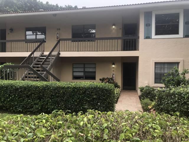 38 Southport Lane C, Boynton Beach, FL 33436 (MLS #RX-10578976) :: United Realty Group