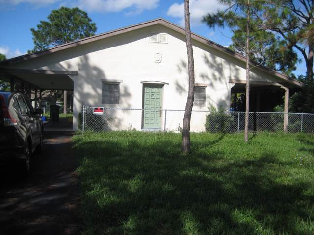 4405 Dale Road, Palm Springs, FL 33406 (MLS #RX-10579073) :: Berkshire Hathaway HomeServices EWM Realty