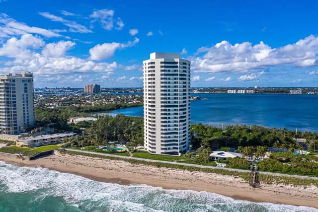 5070 N Ocean Drive 1C, Riviera Beach, FL 33404 (#RX-10579085) :: The Rizzuto Woodman Team