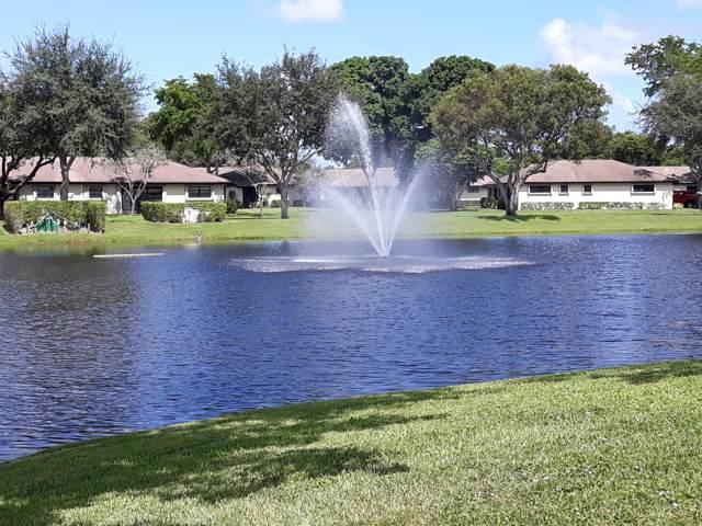 4832 Equestrian Circle B, Boynton Beach, FL 33436 (#RX-10579119) :: Ryan Jennings Group
