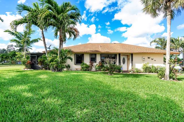5469 Garden Hills Circle, West Palm Beach, FL 33415 (MLS #RX-10579150) :: Berkshire Hathaway HomeServices EWM Realty