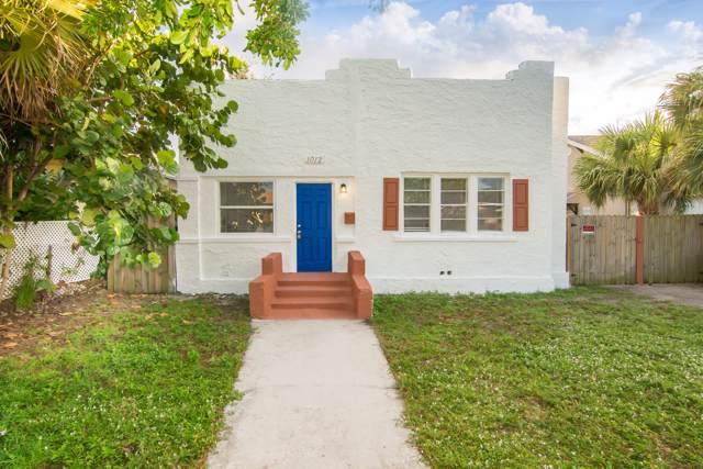 1012 14th Street, West Palm Beach, FL 33401 (MLS #RX-10579153) :: Castelli Real Estate Services