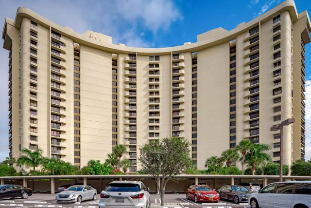 2480 Presidential Way #1101, West Palm Beach, FL 33401 (MLS #RX-10579169) :: Castelli Real Estate Services