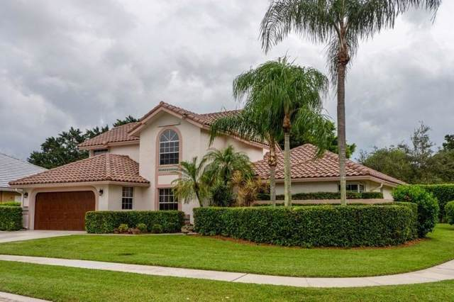 22268 Collington Drive, Boca Raton, FL 33428 (MLS #RX-10579182) :: Castelli Real Estate Services