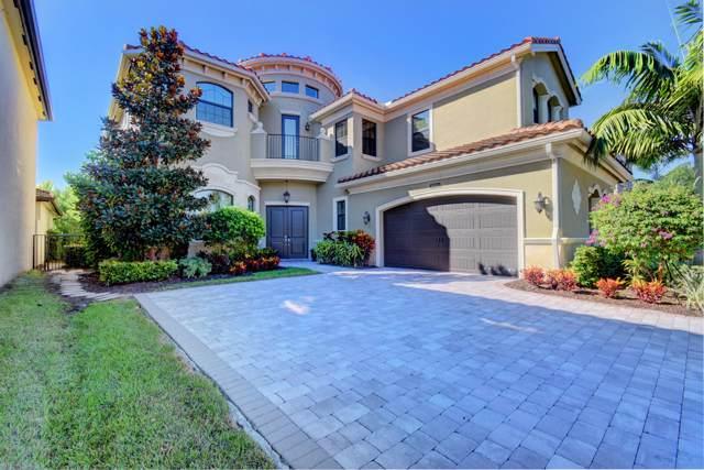 8190 Banpo Bridge Way, Delray Beach, FL 33446 (MLS #RX-10579196) :: Berkshire Hathaway HomeServices EWM Realty