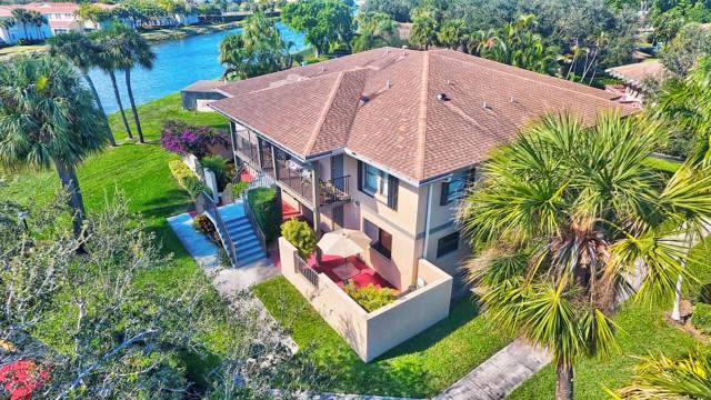 3114 SW 20th Terrace 23-A-1, Delray Beach, FL 33445 (MLS #RX-10579197) :: Berkshire Hathaway HomeServices EWM Realty