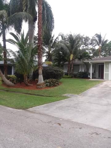 1262 SW Curry Street, Port Saint Lucie, FL 34983 (MLS #RX-10579246) :: Laurie Finkelstein Reader Team
