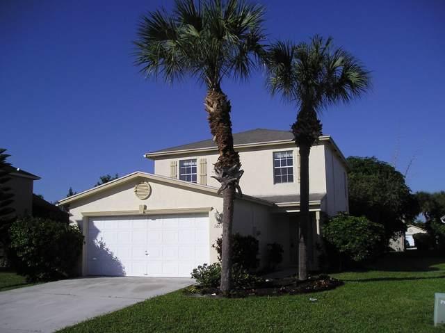 1407 Red Apple Lane, West Palm Beach, FL 33415 (MLS #RX-10579256) :: Berkshire Hathaway HomeServices EWM Realty