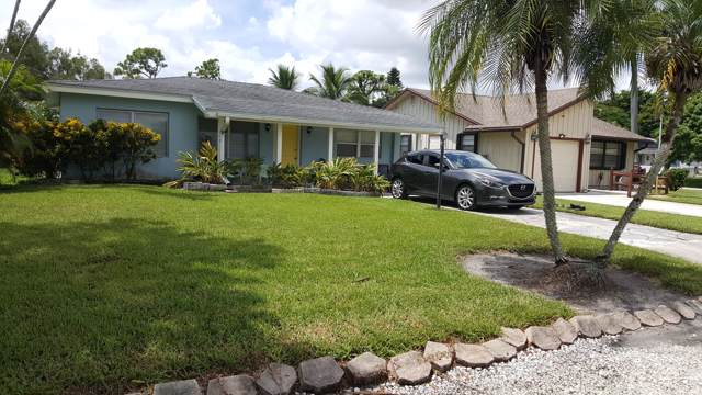 5442 Washington Road, Delray Beach, FL 33484 (MLS #RX-10579284) :: Lucido Global