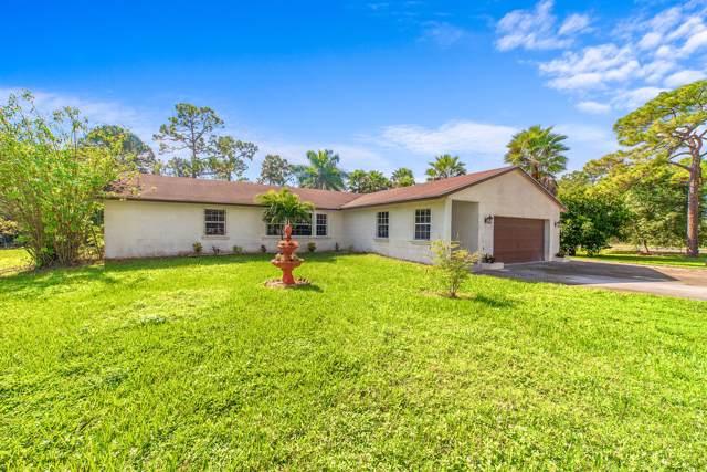17976 Key Lime Boulevard, Loxahatchee, FL 33470 (MLS #RX-10579302) :: Berkshire Hathaway HomeServices EWM Realty