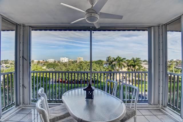 920 Dogwood Drive #561, Delray Beach, FL 33483 (#RX-10579313) :: Ryan Jennings Group