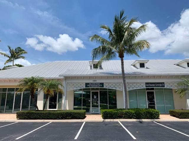 480 Maplewood Drive #4, Jupiter, FL 33458 (MLS #RX-10579328) :: The Jack Coden Group