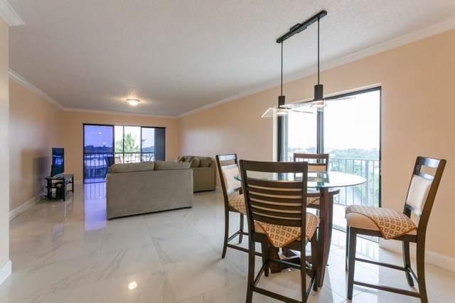 3605 South Ocean Boulevard A539, South Palm Beach, FL 33480 (#RX-10579351) :: Ryan Jennings Group