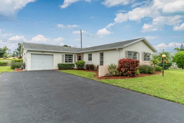 6107 Rainbow Circle, Greenacres, FL 33463 (MLS #RX-10579357) :: Berkshire Hathaway HomeServices EWM Realty