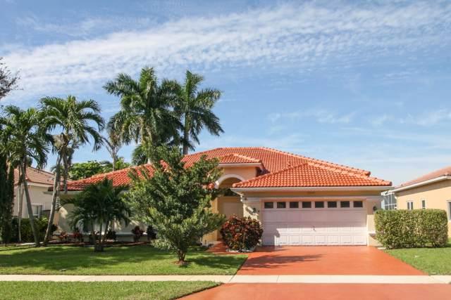 5864 La Gorce Circle, Lake Worth, FL 33463 (MLS #RX-10579362) :: Berkshire Hathaway HomeServices EWM Realty