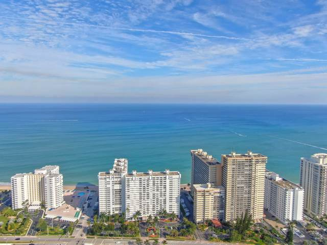 4300 N Ocean Boulevard 8C, Fort Lauderdale, FL 33308 (MLS #RX-10579416) :: The Paiz Group