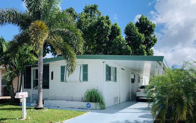 2910 Northwest Way #2910, Margate, FL 33063 (MLS #RX-10579431) :: Castelli Real Estate Services