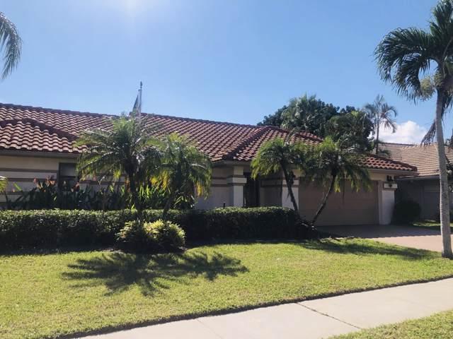 9520 Majestic Way, Boynton Beach, FL 33437 (#RX-10579432) :: Dalton Wade
