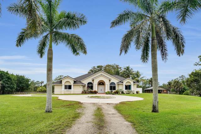 3585 Cabbage Palm Way, Loxahatchee, FL 33470 (#RX-10579436) :: The Reynolds Team/ONE Sotheby's International Realty