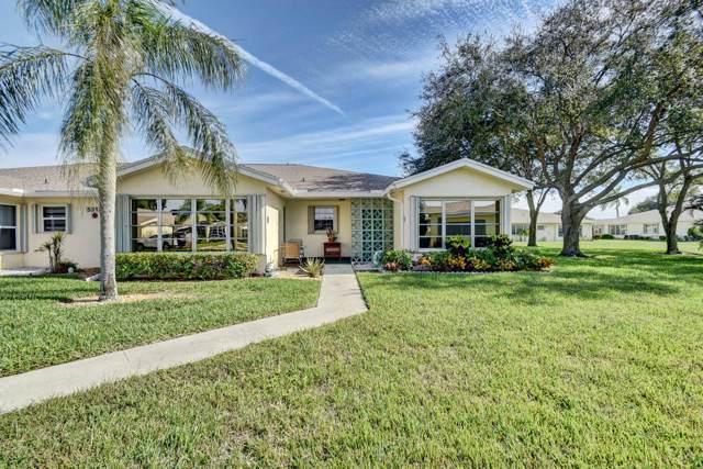 5313 Lakefront Boulevard D, Delray Beach, FL 33484 (#RX-10579440) :: Dalton Wade
