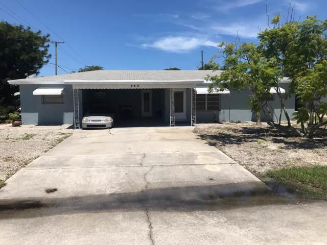 516 S Arnold Avenue, Lantana, FL 33462 (#RX-10579450) :: Ryan Jennings Group