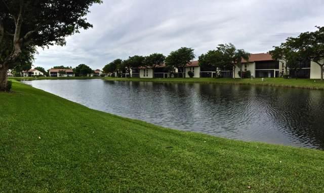 10631 Ocean Palm Way #102, Boynton Beach, FL 33437 (MLS #RX-10579485) :: Berkshire Hathaway HomeServices EWM Realty