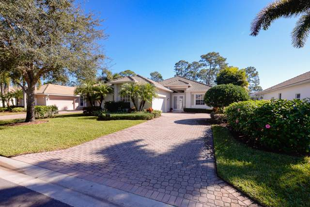 8438 Belfry Place, Saint Lucie West, FL 34986 (MLS #RX-10579493) :: Berkshire Hathaway HomeServices EWM Realty
