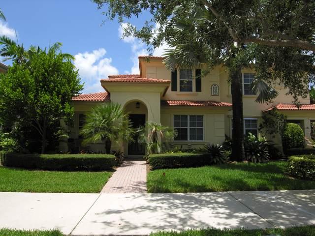119 Evergrene Parkway 4A, Palm Beach Gardens, FL 33410 (#RX-10579501) :: Ryan Jennings Group