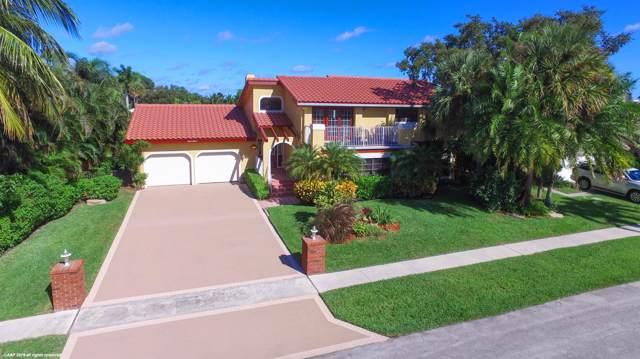 711 SW 15th Street, Boca Raton, FL 33486 (MLS #RX-10579507) :: Berkshire Hathaway HomeServices EWM Realty