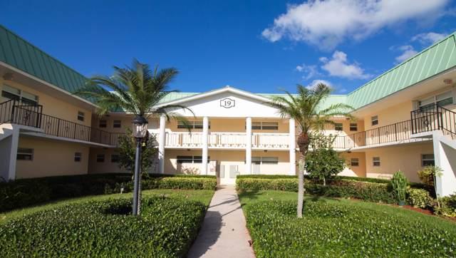 19 Colonial Club Drive #204, Boynton Beach, FL 33435 (#RX-10579523) :: Dalton Wade