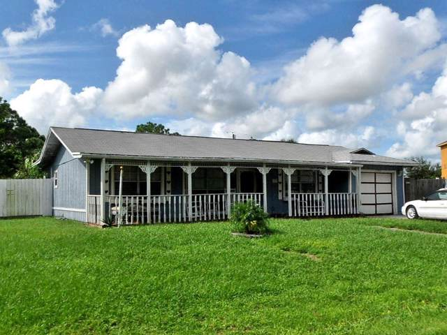 1582 SW Chari Avenue, Port Saint Lucie, FL 34953 (#RX-10579562) :: The Reynolds Team/ONE Sotheby's International Realty