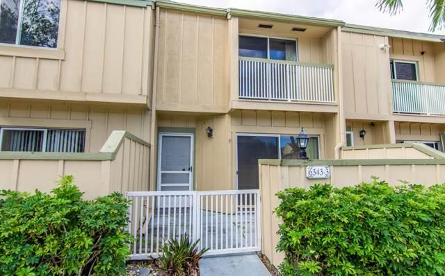 6343 Riverwalk Lane #3, Jupiter, FL 33458 (#RX-10579565) :: Dalton Wade