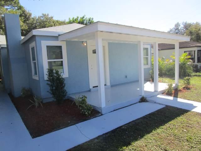 210 S 25th Street, Fort Pierce, FL 34947 (#RX-10579567) :: Ryan Jennings Group