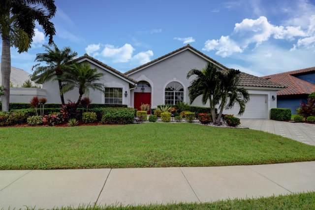 6025 Golf Villas Drive, Boynton Beach, FL 33437 (#RX-10579587) :: Dalton Wade