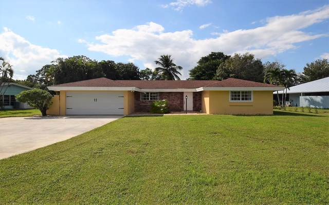1260 NW Pine Lake Drive, Stuart, FL 34994 (MLS #RX-10579592) :: Castelli Real Estate Services