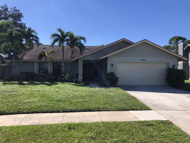 13870 Exotica Lane, Wellington, FL 33414 (#RX-10579621) :: Ryan Jennings Group