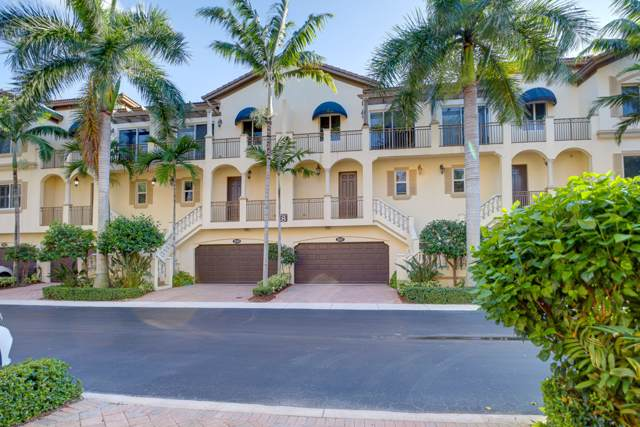 3047 Waterside Circle, Boynton Beach, FL 33435 (#RX-10579653) :: Ryan Jennings Group
