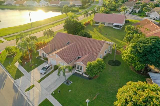 6497 Marissa Circle, Lake Worth, FL 33467 (#RX-10579661) :: Ryan Jennings Group