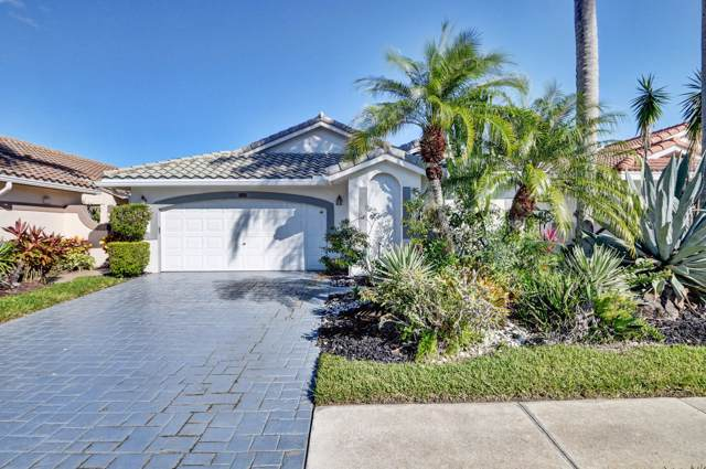 7835 Glen Garry Lane, Delray Beach, FL 33446 (#RX-10579693) :: Dalton Wade